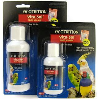 Khasiat/Manpaat Dan Harga Vitamin Burung Merk Vitasol Terbaru Saat Ini