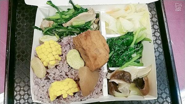 清心緣台中店-清食堂特價59元蔬食便當