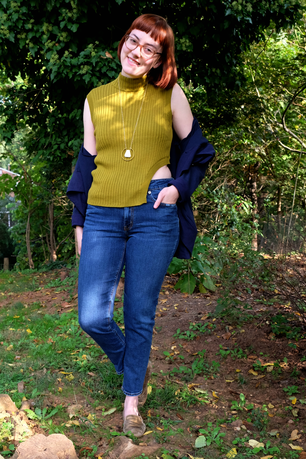 liz alig fair trade megan cardigan review