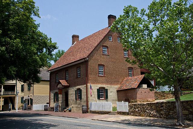 Old Salem, NC. Foto: Wipedia