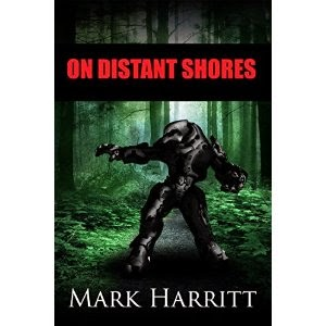 on distant shores, mark harritt, book review blog