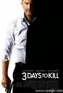 Pelicula Tres Días para Matar