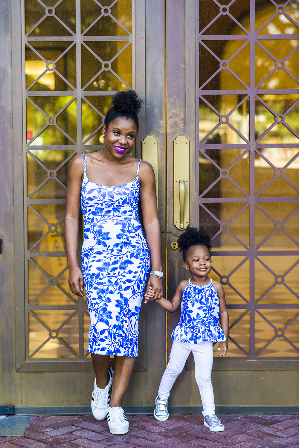 Mommy and Me Matching Outfits by Pineapple Clothing