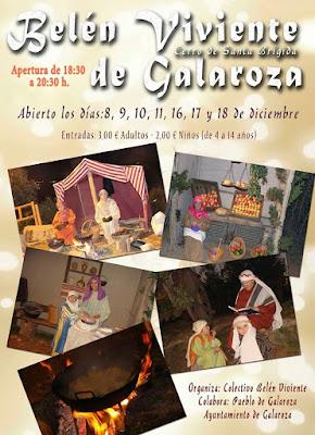 Belén Viviente de Galaroza (Huelva) 2016