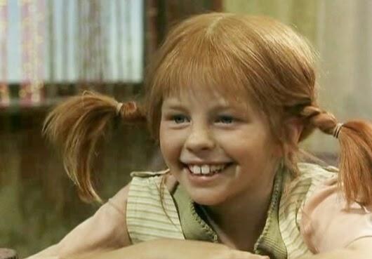 Inger Nilsson nella serie tv