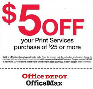 officemax coupons 2018