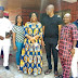 Fayemi's Wife Visits Fayose Ahead Of Next Tuesday's Inauguration (Pictures)