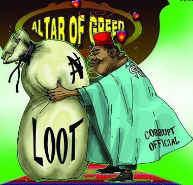 corrupt politicians nigeria