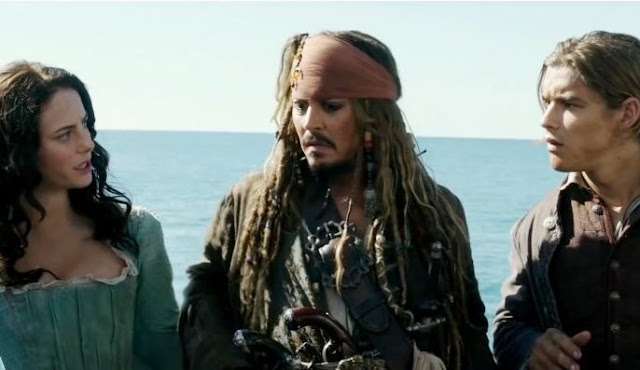 Pirates of the Caribbean Hacked