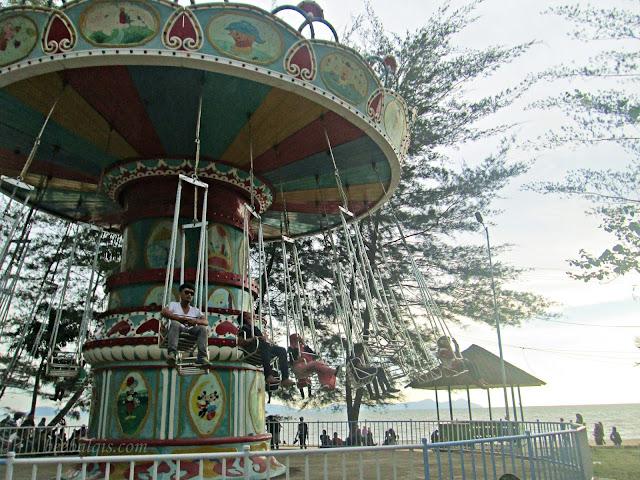 Fasilitas di Mimi Land (Wisata Pantai Batu Payung) di Bengkayang