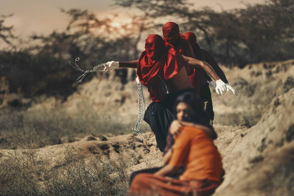 Homophobia In India Explored By Photographer Through A Series Of Powerful Photographs