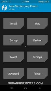 Cara Unlock Dual GSM Andromax E2 ( B16C2H )