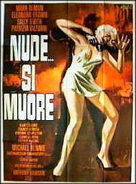 Crimen en la residencia (1968) Thriller con Mark Damon
