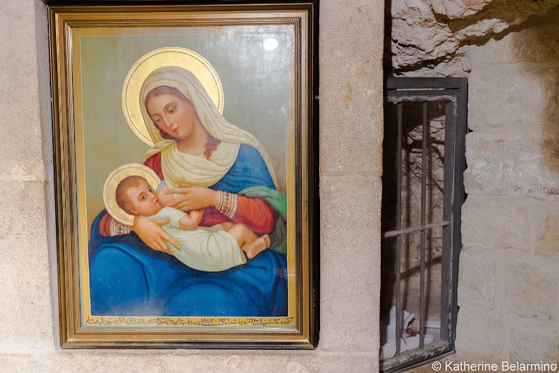 Milk Grotto Half-Day Tour of Bethlehem Jesus Birthplace