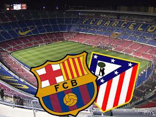 Атлетико М – Барселона прямая трансляция онлайн 24/11 в 20:30 по МСК.