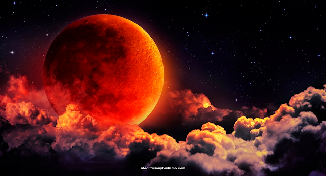 El Eclipse lunar de este 2019 no te lo pierdas