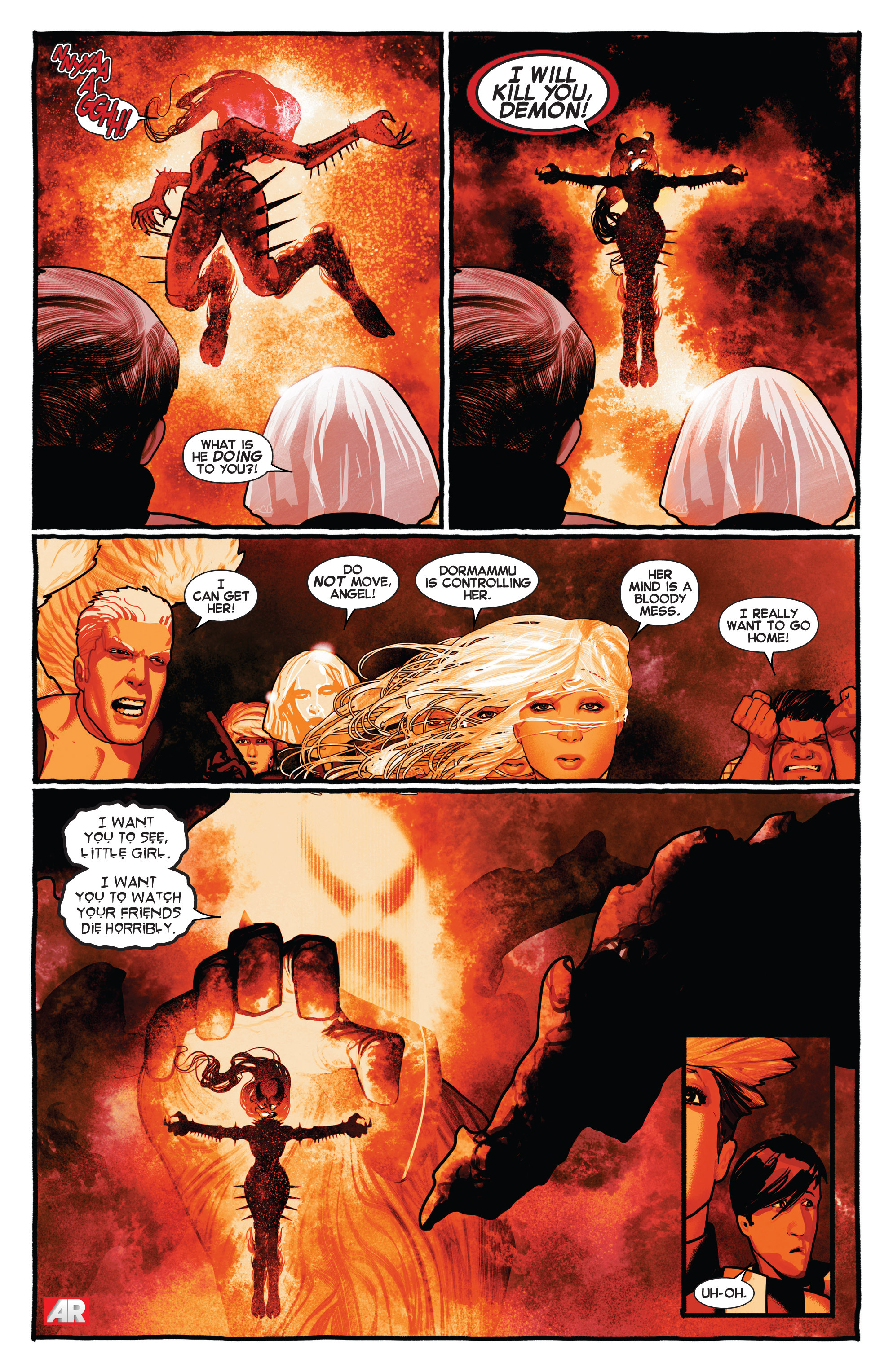 Read online Uncanny X-Men (2013) comic -  Issue #6 - 11