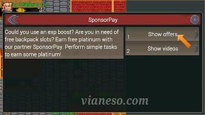 platinum gratis
