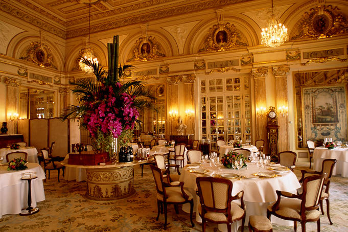 Cafe De Paris Restaurant Monte Carlo