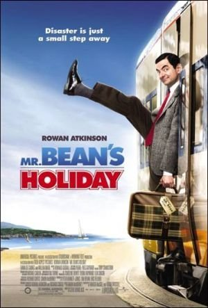 Poster of Mr. Beans Holiday 2007 720p Hindi BRRip Dual Audio Full Movie Download