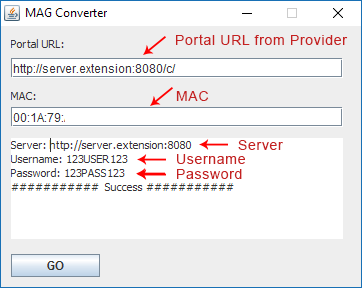 How to Convert MAG iptv link to M3u link - cccam premium