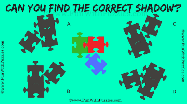 It is Shadow Puzzle in which has to match the shadow of the pieces taken from Jigsaw Game