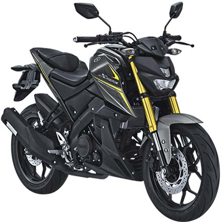 Warna dan Grafis Baru Yamaha Xabre 150