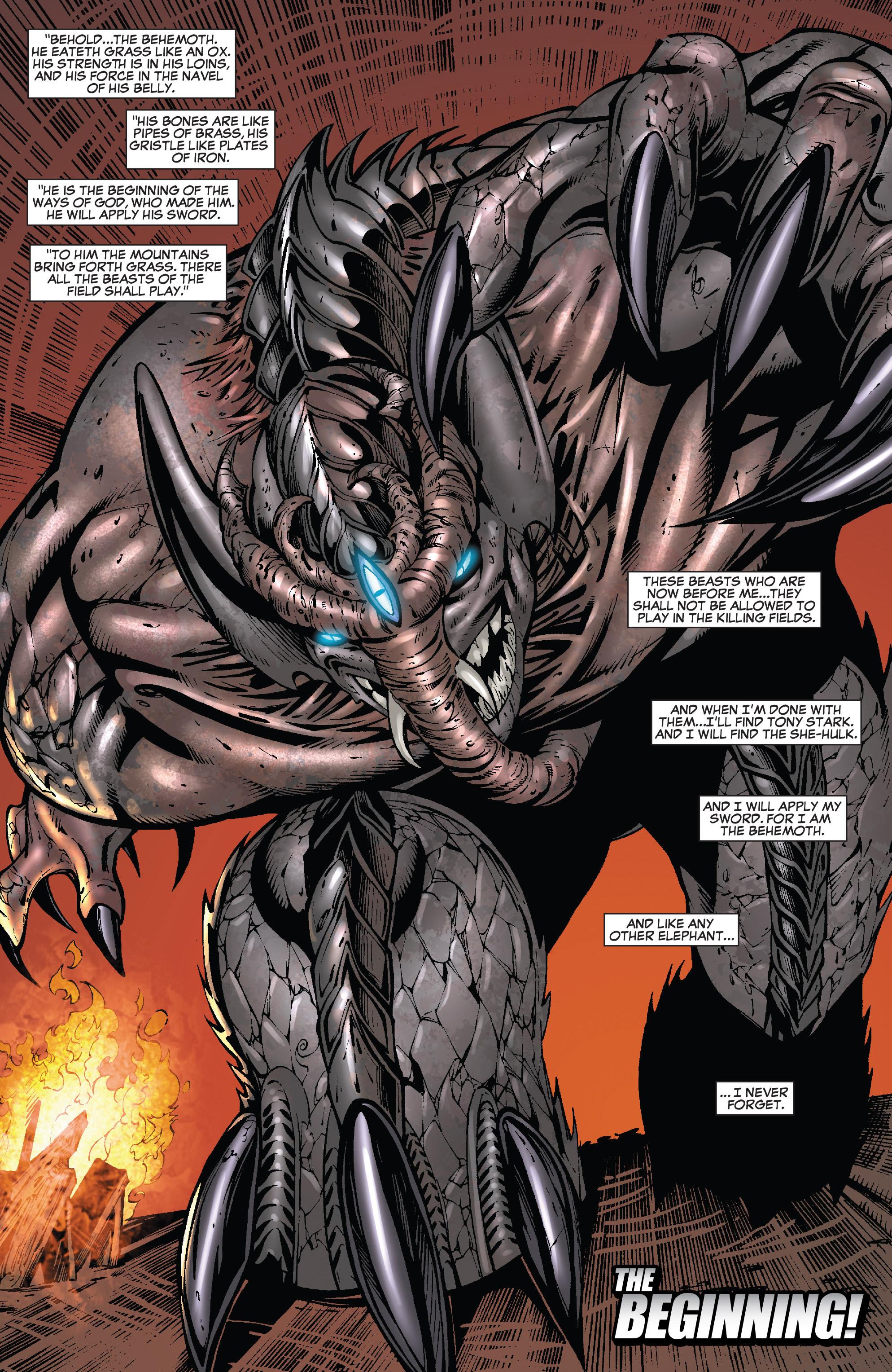 Read online She-Hulk (2005) comic -  Issue #25 - 30