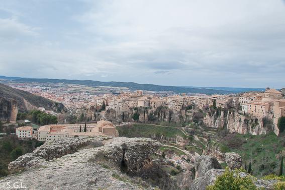 Vista de Cuenca. 10 lugares para visitar en Cuenca