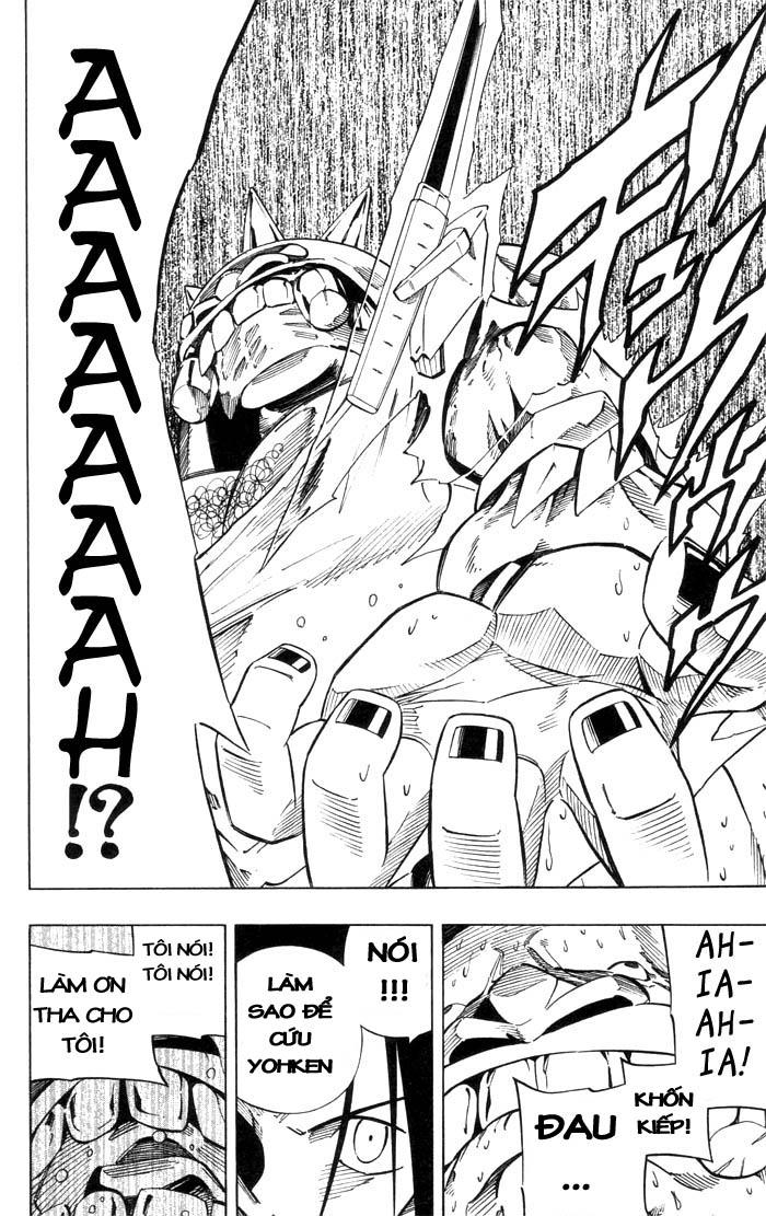 Shaman King [Vua pháp thuật] chap 239 trang 6