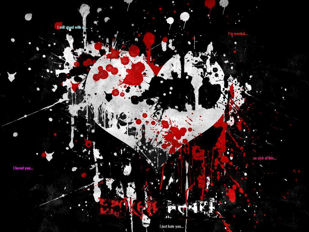 Emo love wallpaper backgrounds hd wallon - Cool wallpapers emo ...