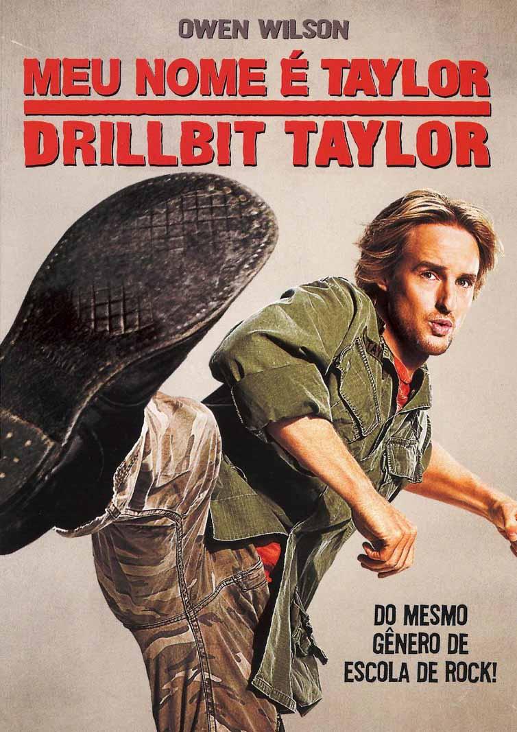 Meu Nome é Taylor, Drillbit Taylor Torrent – Blu-ray Rip 1080p Dublado (2008)