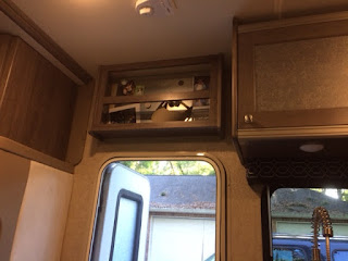 Winnebago Fuse display