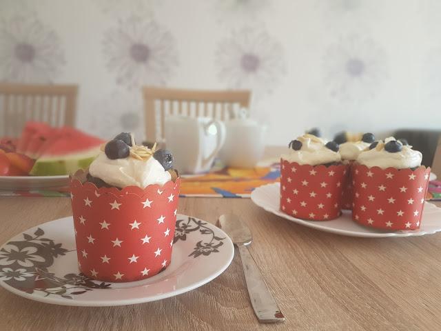 FIT muffinki z cukinii
