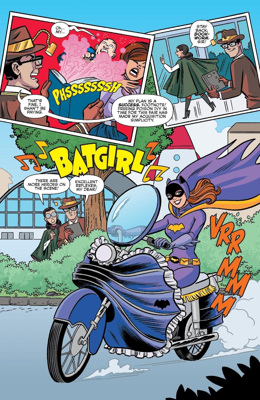 Read online Archie Meets Batman '66 comic -  Issue #1 - 7