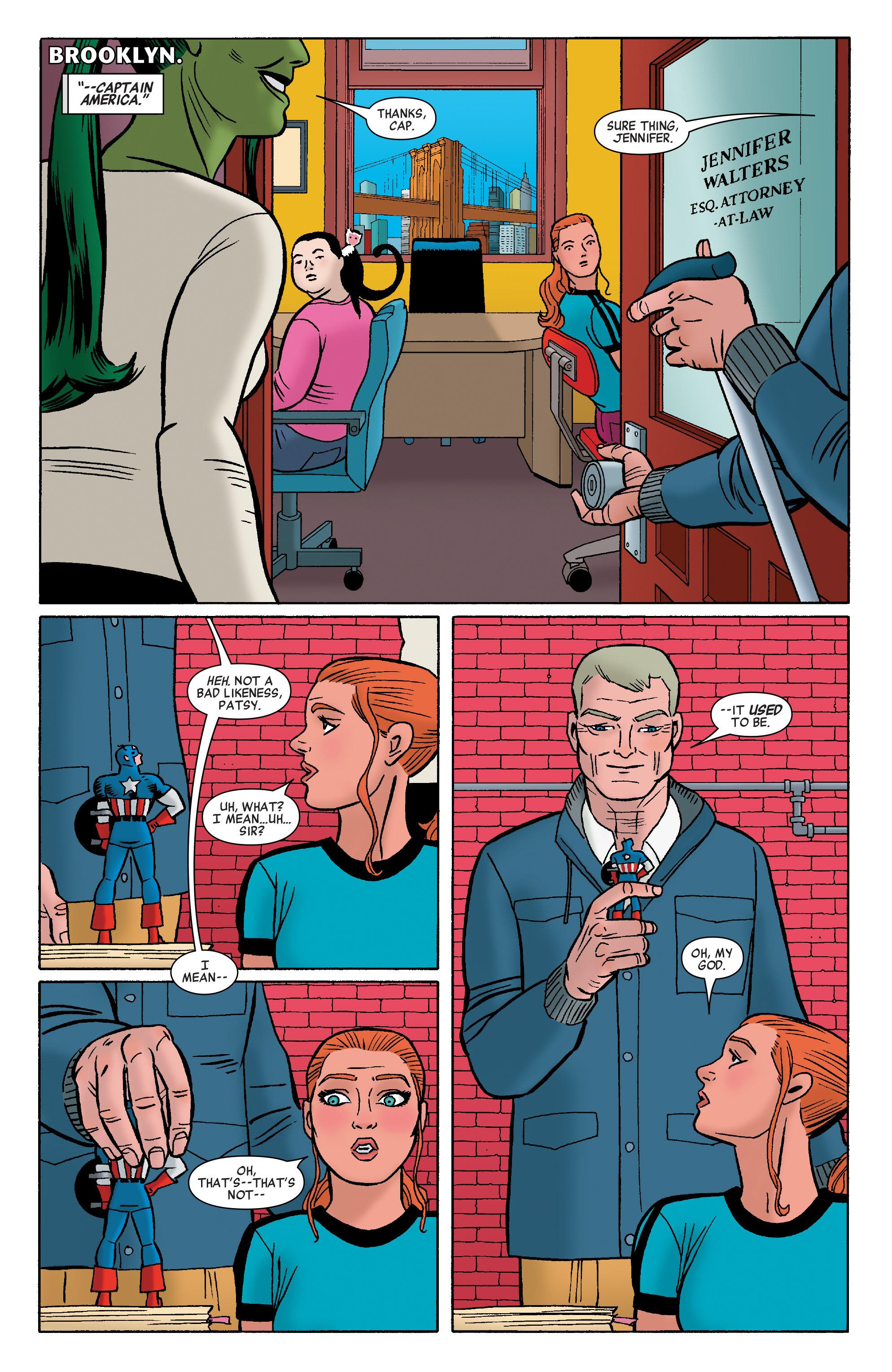Read online She-Hulk (2014) comic -  Issue #8 - 4
