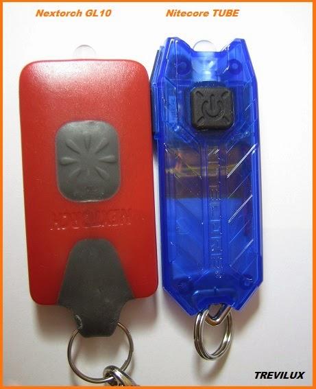 Nitecore TUBE Nextorch GL10 luxlinternas@blogspot.com.es
