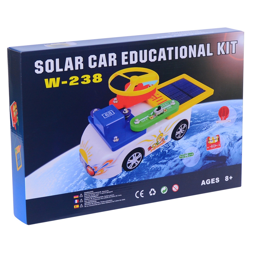 solar car educational kit this fun and educational car teaches kids all about solar power in an hands on way it gives kids experience designed and
