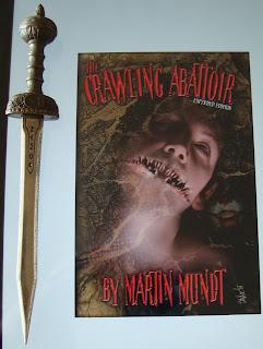 Portada del libro The Crawling Abattoir, de Martin Mundt