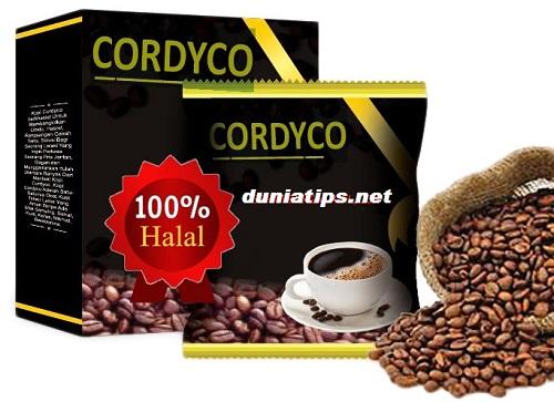 Mengenal Kopi Stamina Cordyco Coffee