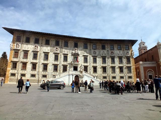 palazzo della Carovana en Pisa