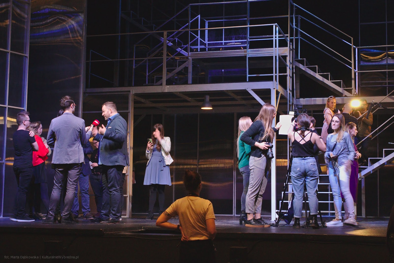 Next to normal wywiad