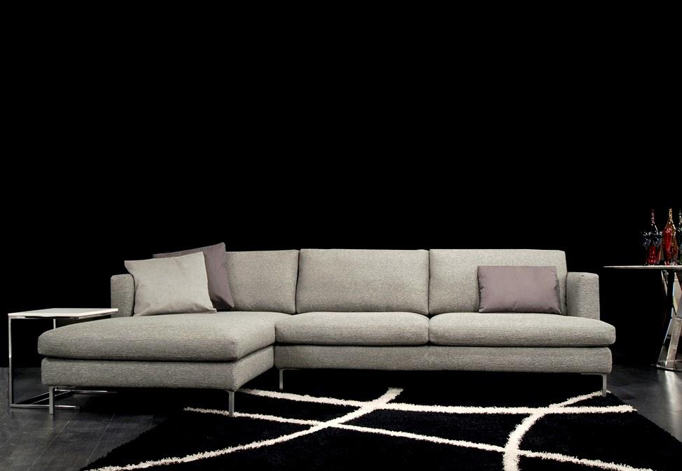 Divani e divani letto su misura divani in tessuto moderni for Divano moderno