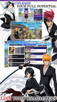 Download Game Android BLEACH Brave Souls APK