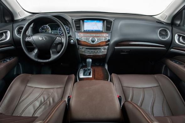 2014 Infiniti QX60 Hybrid AWD Review