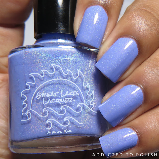 Great Lakes Lacquer Taste the Serenity June 2016 Limited Editions
