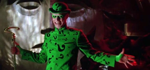 Jim Carrey presta homenagem ao diretor de 'Batman Eternamente' Joel Schumacher