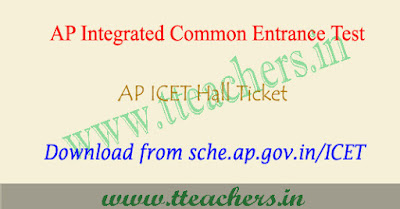 AP ICET hall ticket 2019 download, apicet results 2019