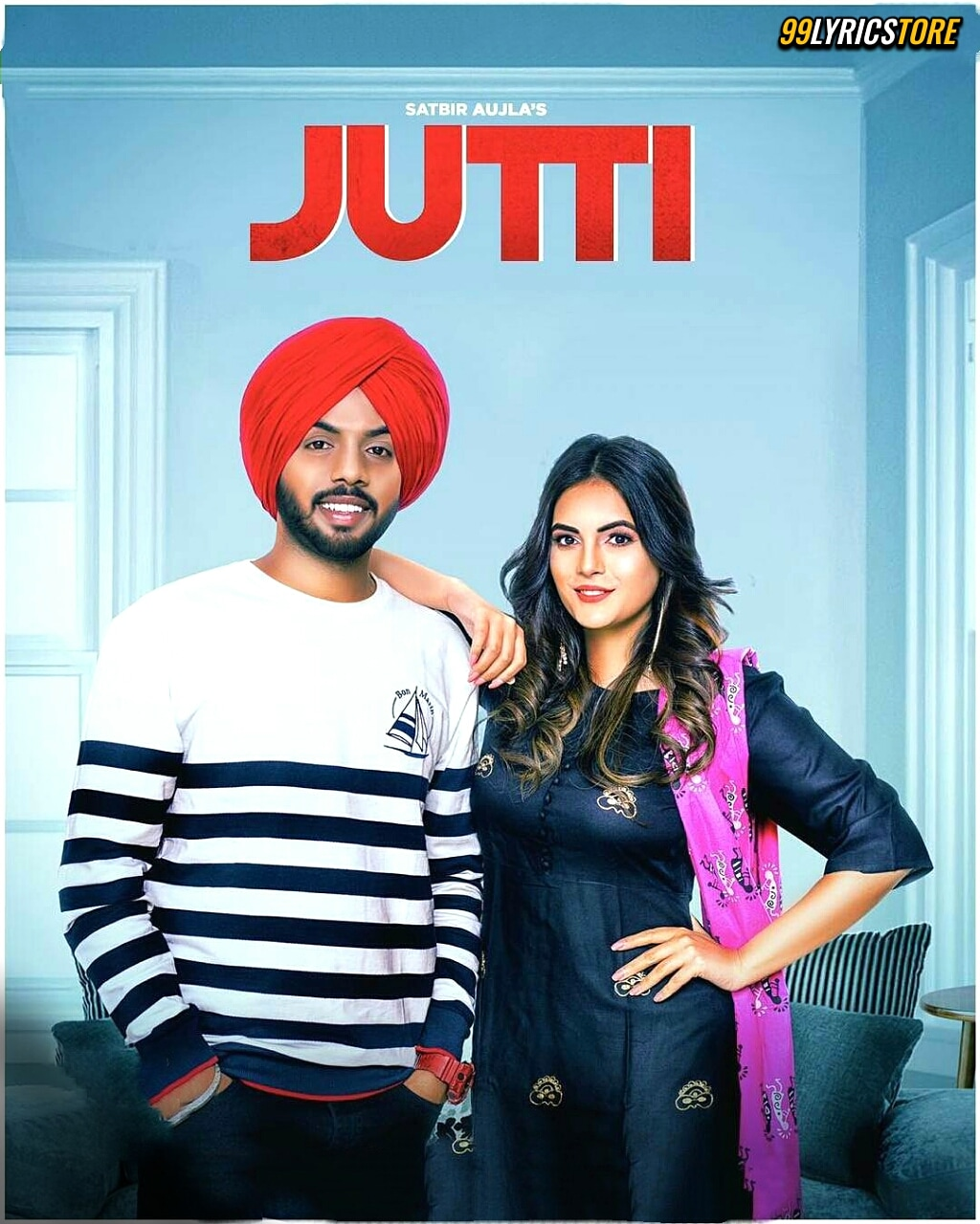 Jutti Lyrics Sung by Satbit Aujla