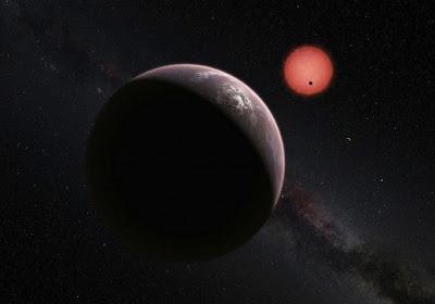 Βρήκαν τρεις πλανήτες που μπορεί να φιλοξενούν... εξωγήινους!